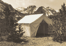 Bighorn tent picture